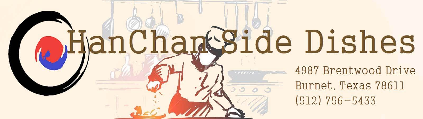 HanChan Side Dishes cover logo
